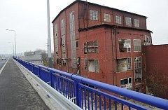 Tak vypadá místo, kde dříve podnikala společnost Ostramo-Vlček.