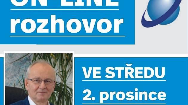 Starosta Mariánských hor a Hulvák Jiří Vávra.