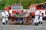 Setkání hasičů Visegrádské čtyřky v Ostravě