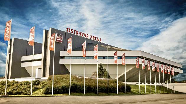 Ostrava Aréna.