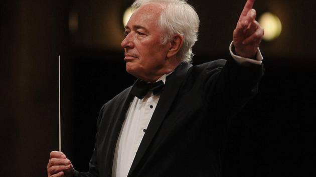Světově proslulý dirigent Libor Pešek.