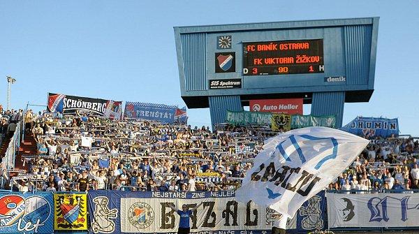 FC Baník Ostrava – FK Viktoria Žižkov
