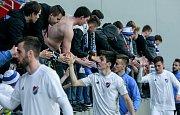 První jarní ligový zápas mezi Baníkem a Ústím nad Labem