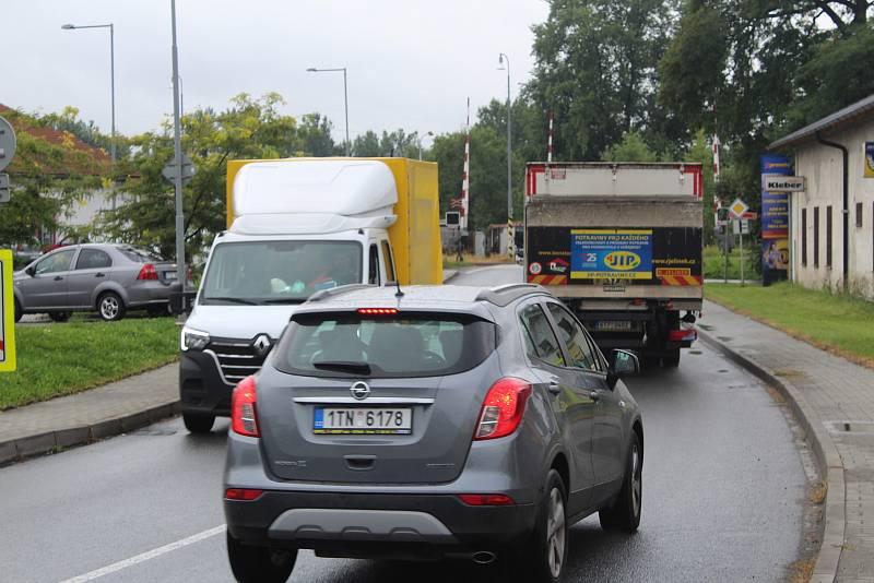 Vratimov řeší problém s hustotou dopravy, zejména té nákladní.