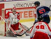 Vítkovice Ridera – Olomouc 5:2