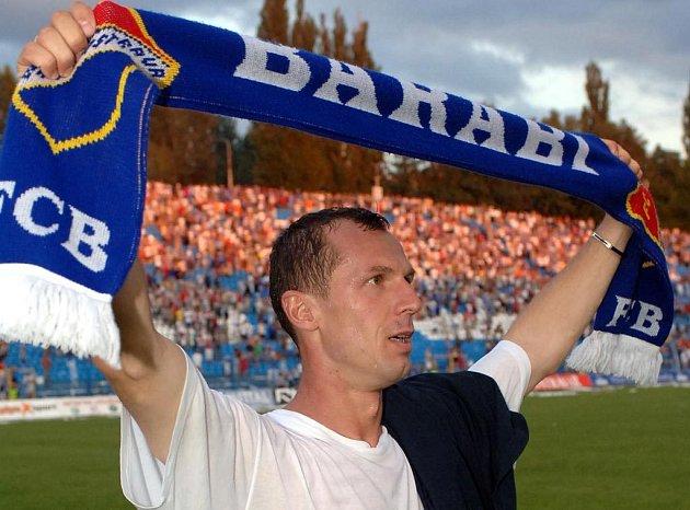 Radek Látal se loučil před dvěma roky na Bazalech s Baníkem i profesionální hráčskou karierou