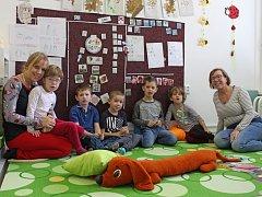 Žáci 1.B, ZŠ a MŠ Ukrajinská 19, Ostrava-Poruba