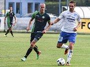 Utkání 2. kola MOL CUP: FC Odra Petřkovice vs. 1.SC ZNOJMO