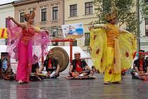 Již patnáct let se každoročně v červnu Frýdek-Místek roztančí a rozezpívá, ožije krojovanými tanečníky, hudbou a folklorem.