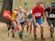 Salomon Trail Running Cup 2013 v Beskydech.