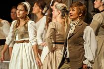 Generální zkouška opery La Wally, Národní divadlo moravskoslezské. V titulní roli se představí světově proslulá sopranistka Eva Urbanová
