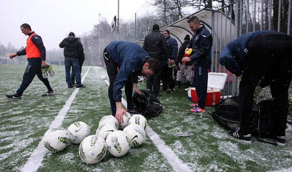 Fotbalisté Baníku zahájili zimní přípravu bez velkých změn.