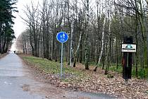 Bělský les v Ostravě