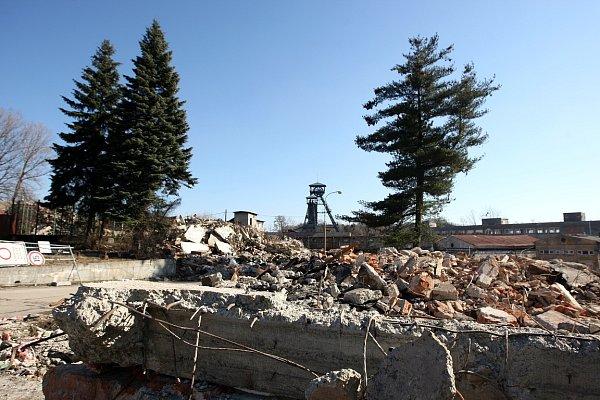 Vareálu bývalého dolu Petr Bezruč by mělo být moderní centrum Slezské Ostravy