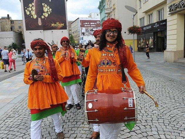Folklor bez hranic Ostrava 2014.