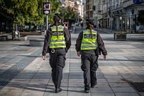 Ilustrační foto. Městská policie Ostrava, 21. října 2020.