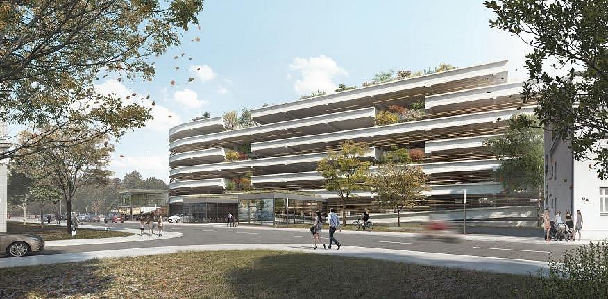 2. místo Sollaron architects