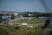 Stadion Bazaly v Ostravě. Ilustrační foto.