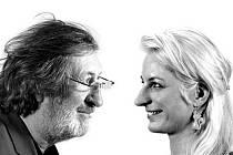 HRA DNA nabízí herecký prostor pro Bolka Polívku a jeho dceru Annu.