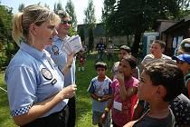 Letos poprvé se nabídka ve městě rozšířila o příměstský tábor pro sociálně znevýhodněné děti z Ostravy-Přívozu.
