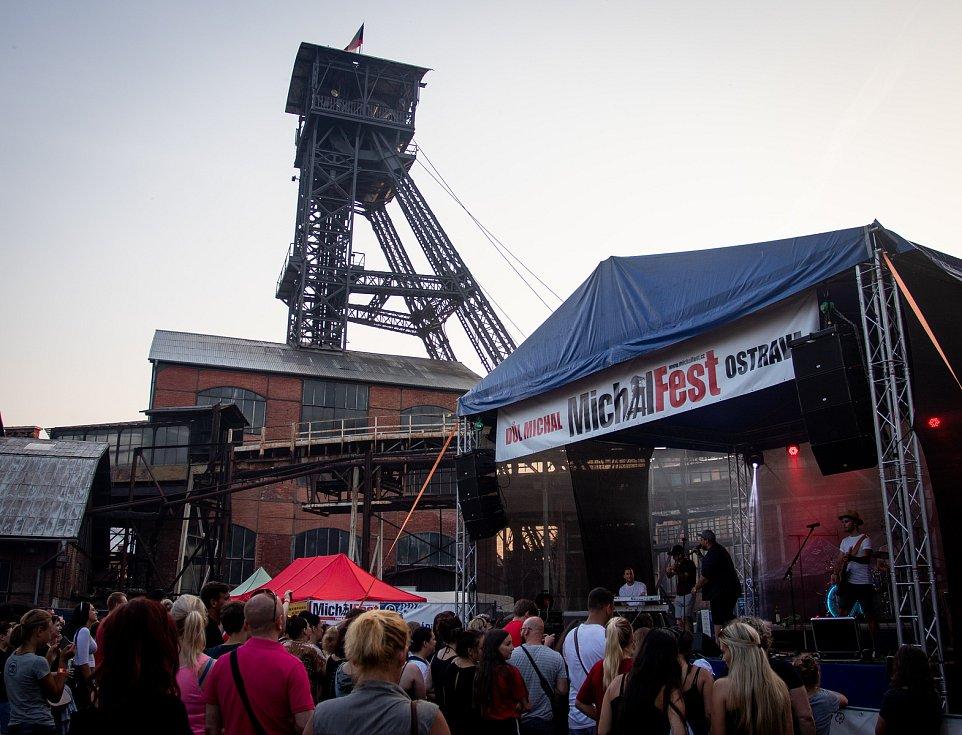 MichalFest 2019 v Ostravě-Michálkovicích.