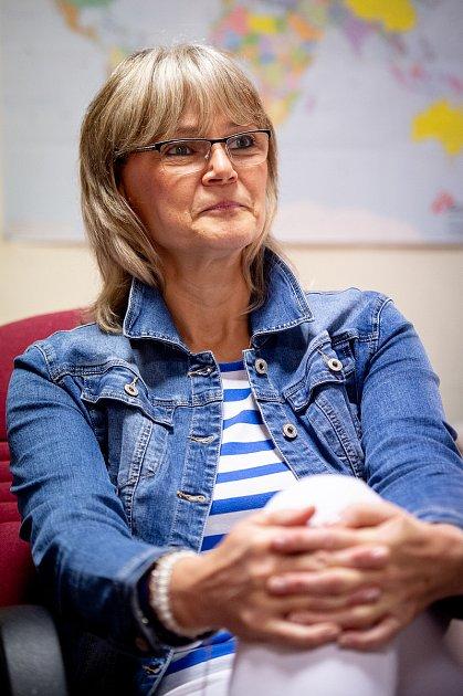 Miroslava Boháčiková.