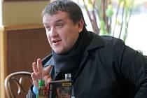 Mladý pastor Oleksandr Sinenko přišel do Ostravy z Ukrajiny. Krajské město si zamiloval.