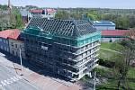 Bývalá radnice z třicátých let minulého století bude po opravě sloužit jako administrativně-technické zázemí pro příspěvkovou organizaci Sociální služby Slezská Ostrava.