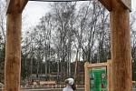 Výukový areál Bělský les září novotou. Lesníci připravují i jeho rozšíření směrem na Starou Bělou.