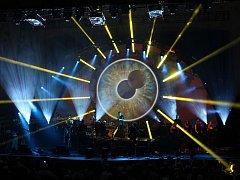Snímek z koncertu.