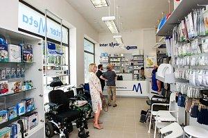 Otevření prodejny Inter Meta v Bohumíně