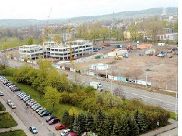 The Orchard. Tak se jmenuje administrativní centrum, které se staví u Hornopolní ulice v Ostravě.