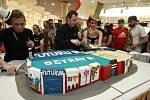 Oslava 17. narozenin ostravského obchodního centra Futurum.