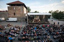 Jazz Open Ostrava 2018 na Slezkoostravském hradě, 8. června 2018 v Ostravě.