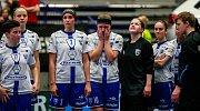 Superfinále extraligy žen mezi Vítkovicemi a Chodovemprohra, smutek, emoce