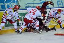 Hokejisté Třince i za pomoci Zbyňka Irgla vybojovali extraligové finále.
