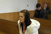 Tato žena podle obžaloby usmrtila svou rok a půl starou dceru.