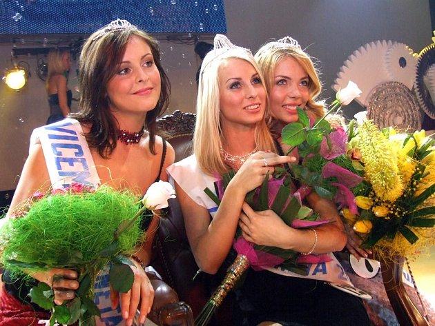 Miss Reneta vyhrála sedmnáctiletá Slovenka Lucia Peštová. První vicemiss se v sobotu stala teprve patnáctiletá Monika Vaculíková z Bruntálu a druhou vicemiss Barbora Záňová z Chrudimi.