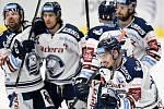 Hokejisté ostravského týmu HC Vítkovice Ridera. Ilustrační foto.