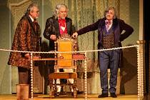 Představení Maškaráda čili Fantom Opery v Národním divadle moravskoslezském