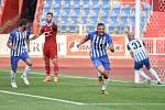 MFK Vítkovice - FK Fotbal Třinec.