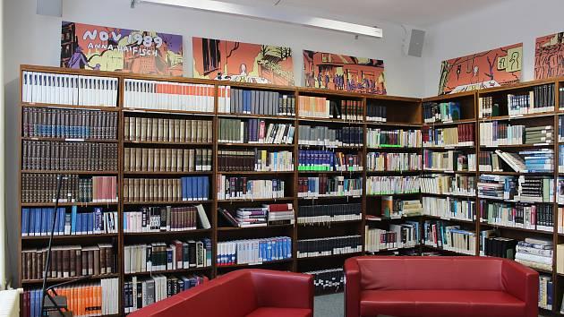 Ilustrační snímek. Výstava KomiX v Moravskoslezské vědecké knihovně v Ostravě.