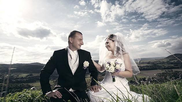 Výherci 15. kola Kateřina a Tomáš Bothovi, 28. 9. 2013, Závišice