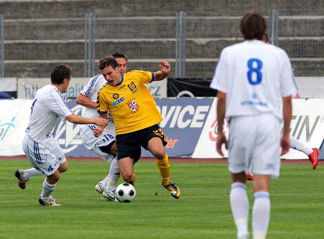 Vítkovický fotbal