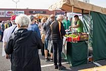Farmářské trhy u nákupního centra Futurum, 1. června 2019 v Ostravě