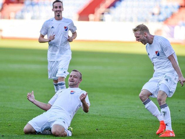 FC Baník Ostrava – MFK Frýdek-Místek 2:1 (1:0).