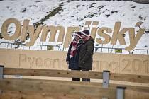 Olympijský festival v Ostravě, 12. února 2018.