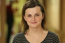 Třiatřicetiletá Michaela Parwová z Ostravy za svou práci v Domově pro seniory Kamenec ve Slezské Ostravě získala ocenění Pečovatelka roku 2012.