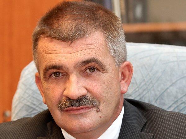 Jiří Žák, náměstek ministra dopravy, Bruntál