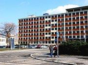 Budova ředitelství firmy ArcelorMittal Ostrava